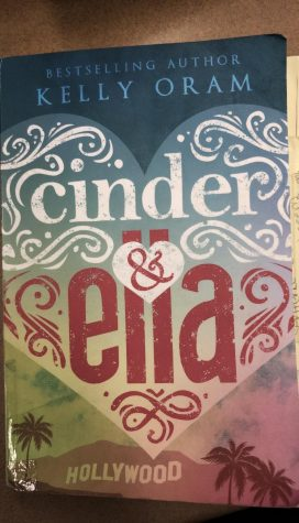 An image of a well used version of the book Cinder & Ella. Photo Courtesy: Vrunda Raj